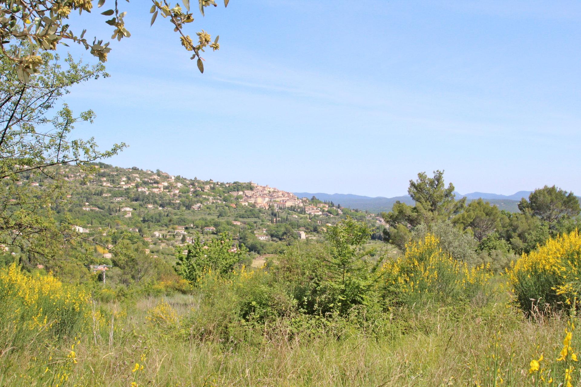 Fayence: Stunning vieuw, location for nature lovers