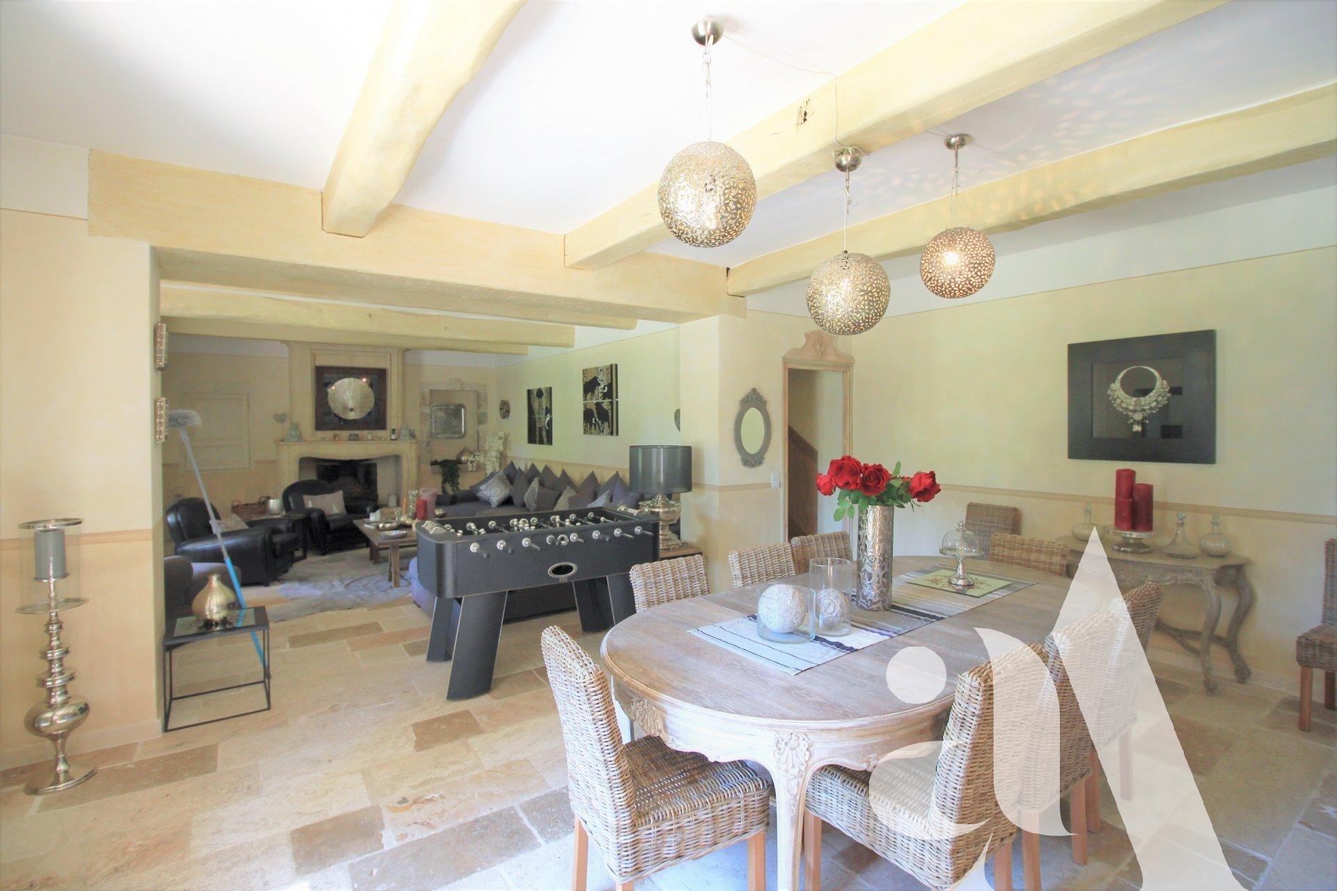 LE MAS DES PINS- Saint-Remy de Provence- Alpilles - 6 bedrooms