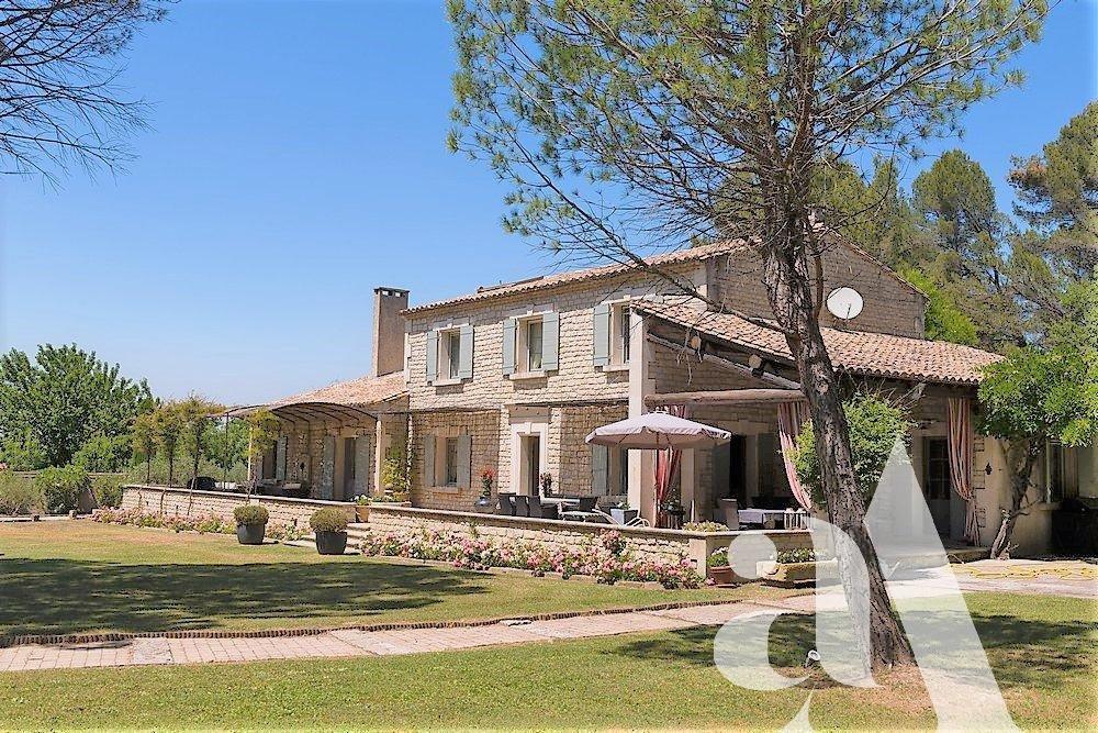LE MAS DES PINS- Saint-Remy de Provence- Alpilles