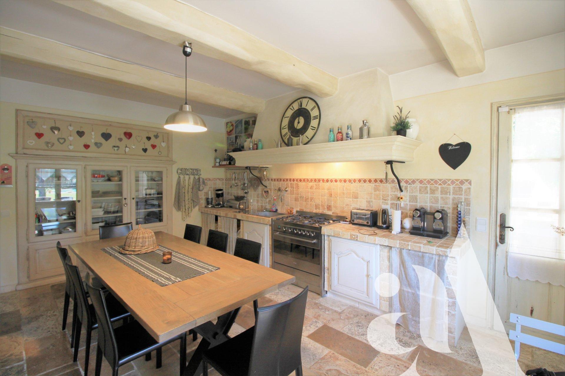 LE MAS DES PINS - Saint-Remy de Provence - Alpilles - 6 chambres