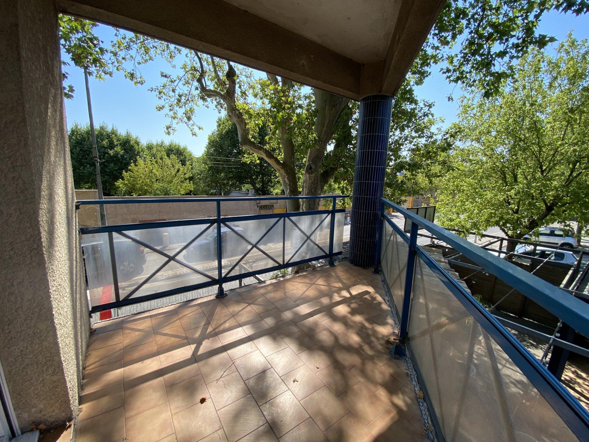 Aix Sud 30m² avec terrasse
