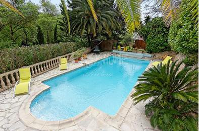 purchase sale villa mougins