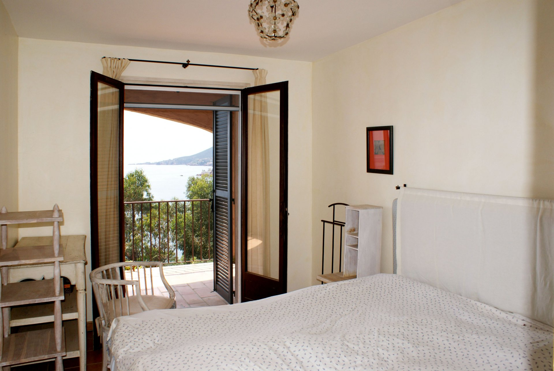 Exceptional panoramic sea view  comfortable semi detached house, 3 bed rooms (6 sleeps)  * ROCA V46 *