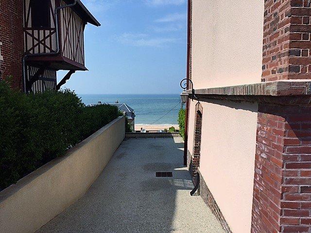 Duplex de standing face à la mer