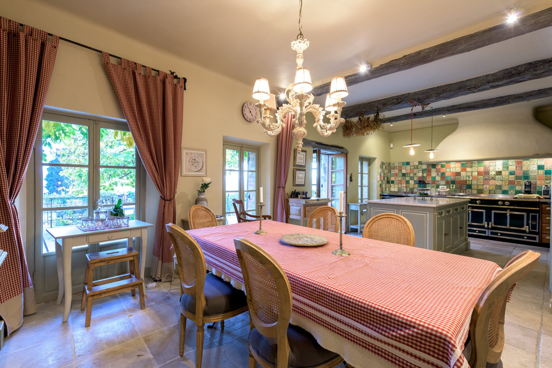A 15th Century 11 Bedroom Picturesque Mansion On The French Riviera!