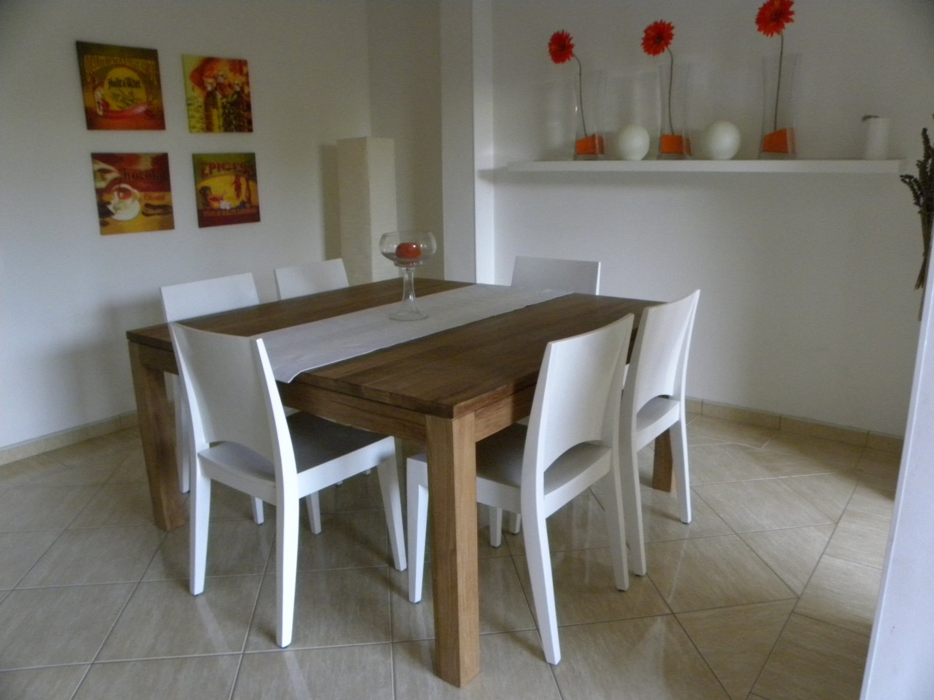 BANDOL LOCATION VACANCES T3 CLOS FANNY Appartement 3 Pièces 55m² + Jardin
