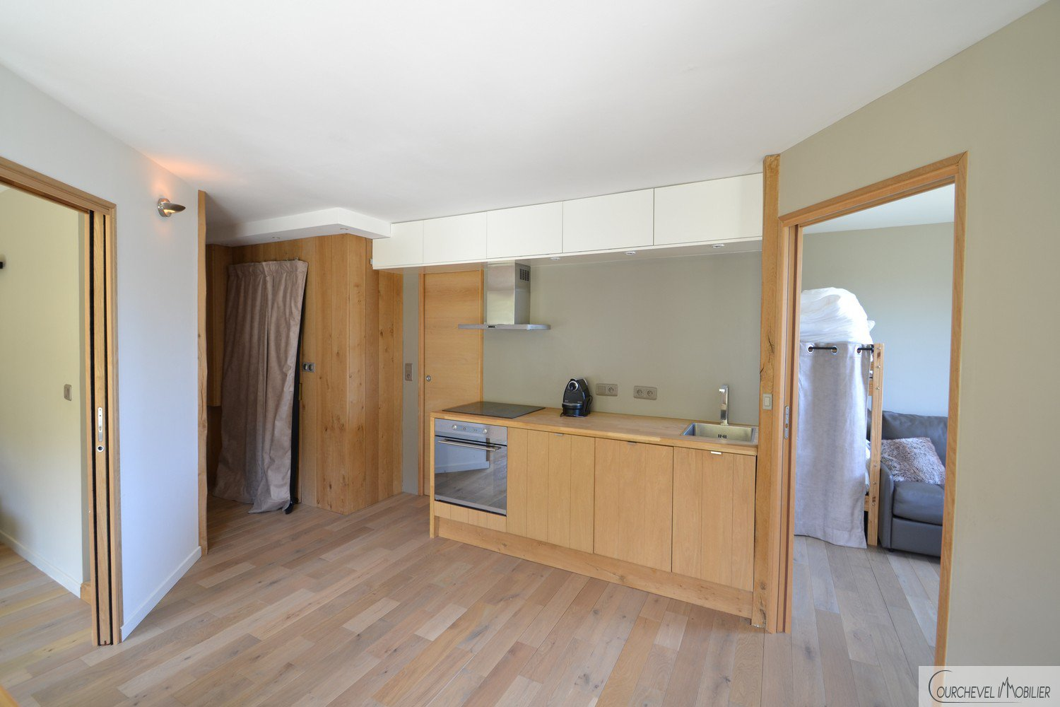 Seizoenhuur Appartement - Courchevel