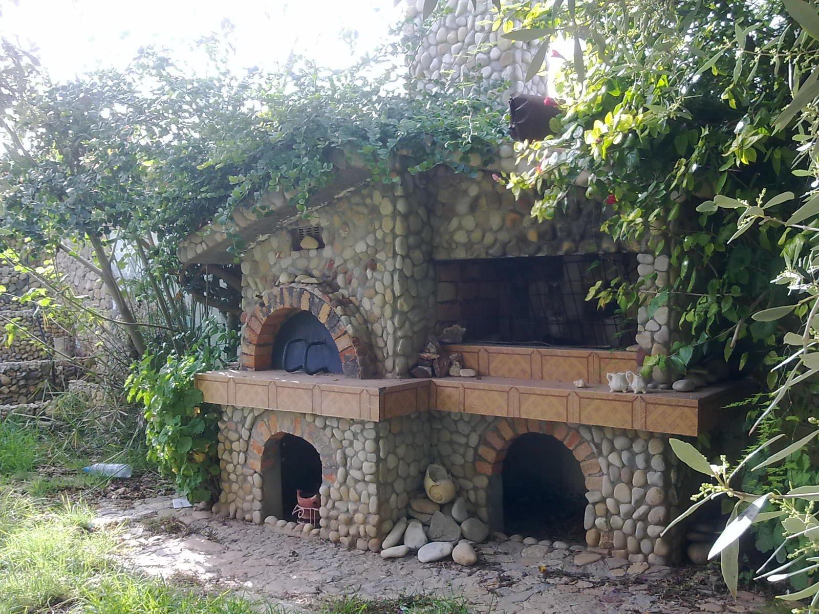 Ferme avec une petite villa