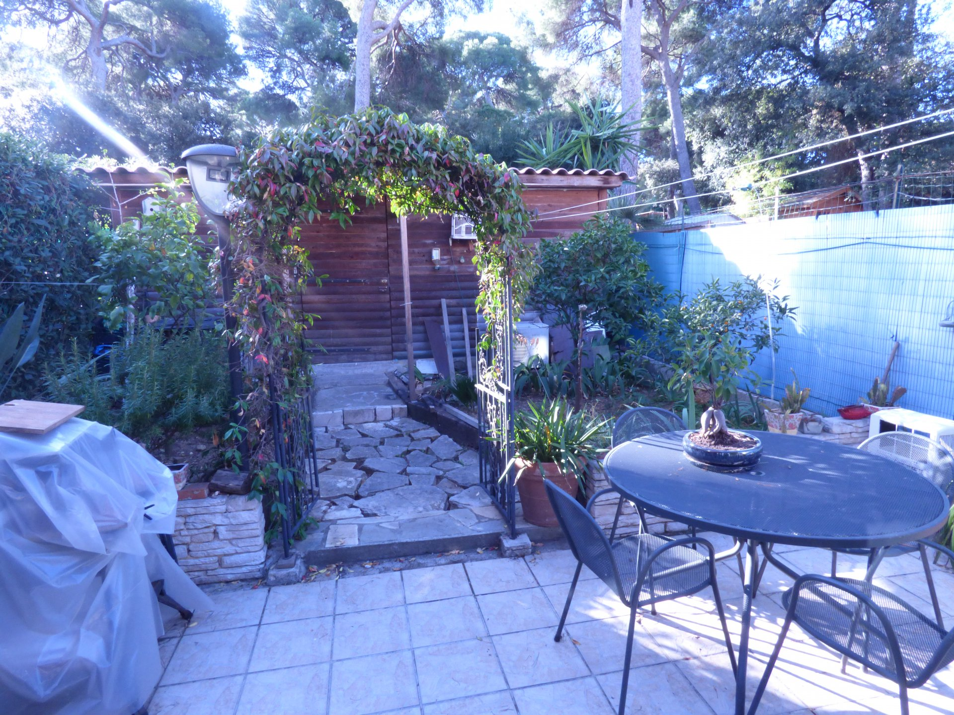SEMI-DETACHED HOUSE - CAP MARTIN