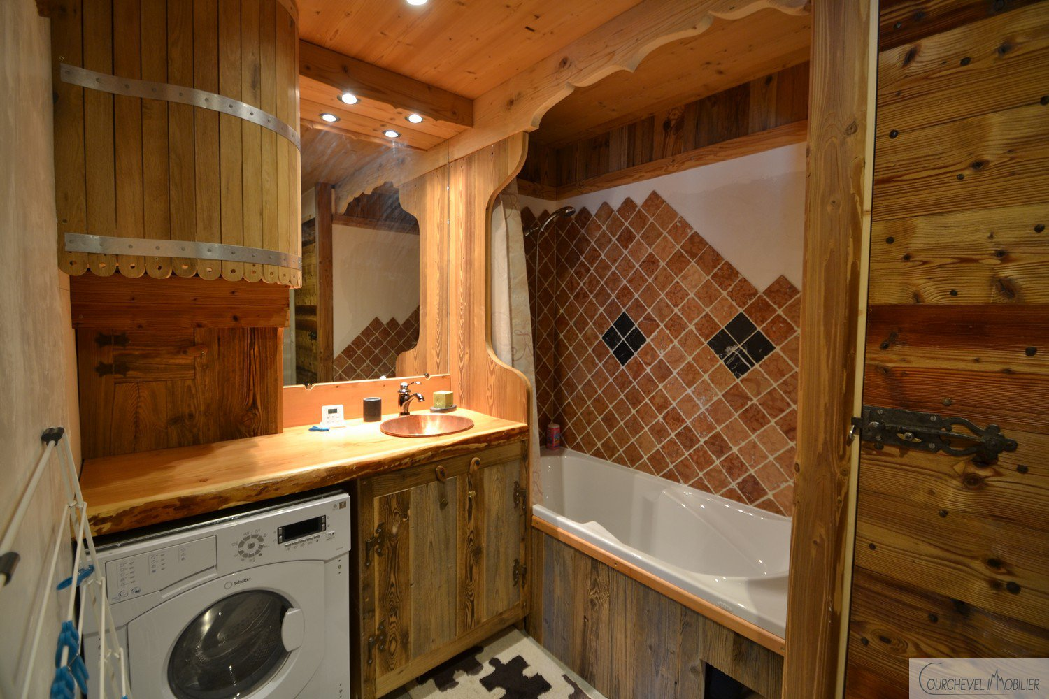 Pleasant apartment - Courchevel Moriond