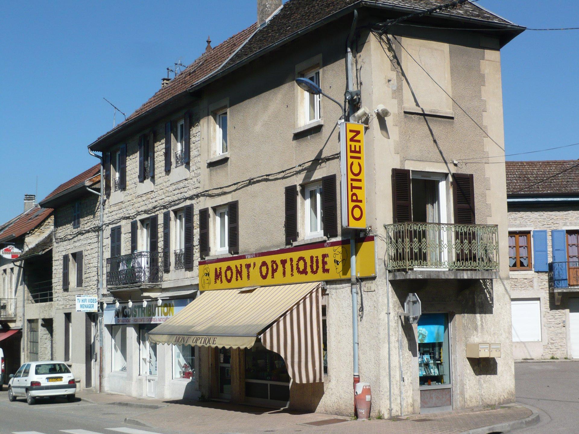 Vente Immeuble Montalieu-Vercieu