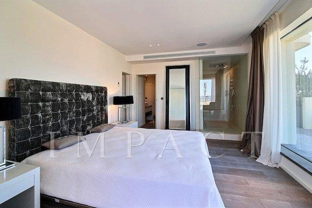 Wonderful Penthouse to rent in Cannes Croisette