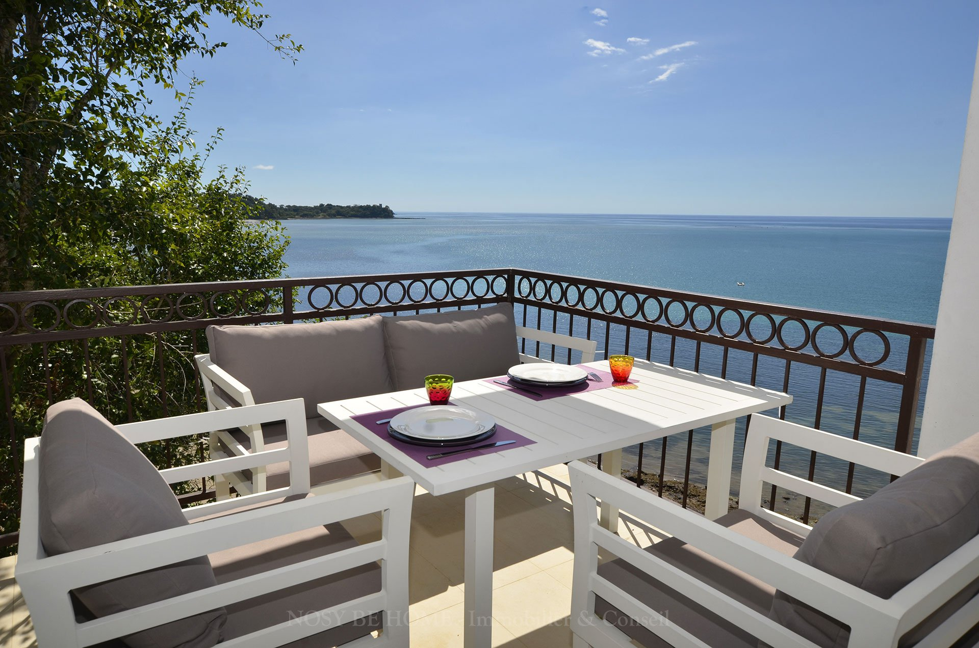 Seasonal rental Apartment - Nosy Be - Madagascar