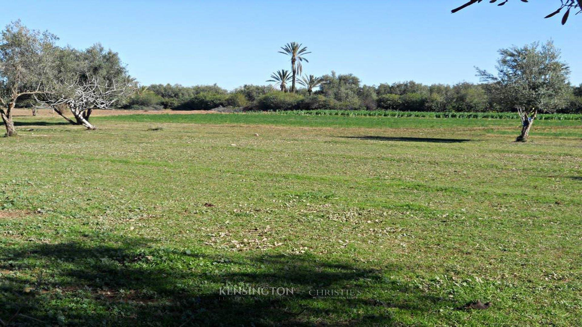 KPPM00805: Land for Sale 5 km from Al Maaden Building land Marrakech Morocco