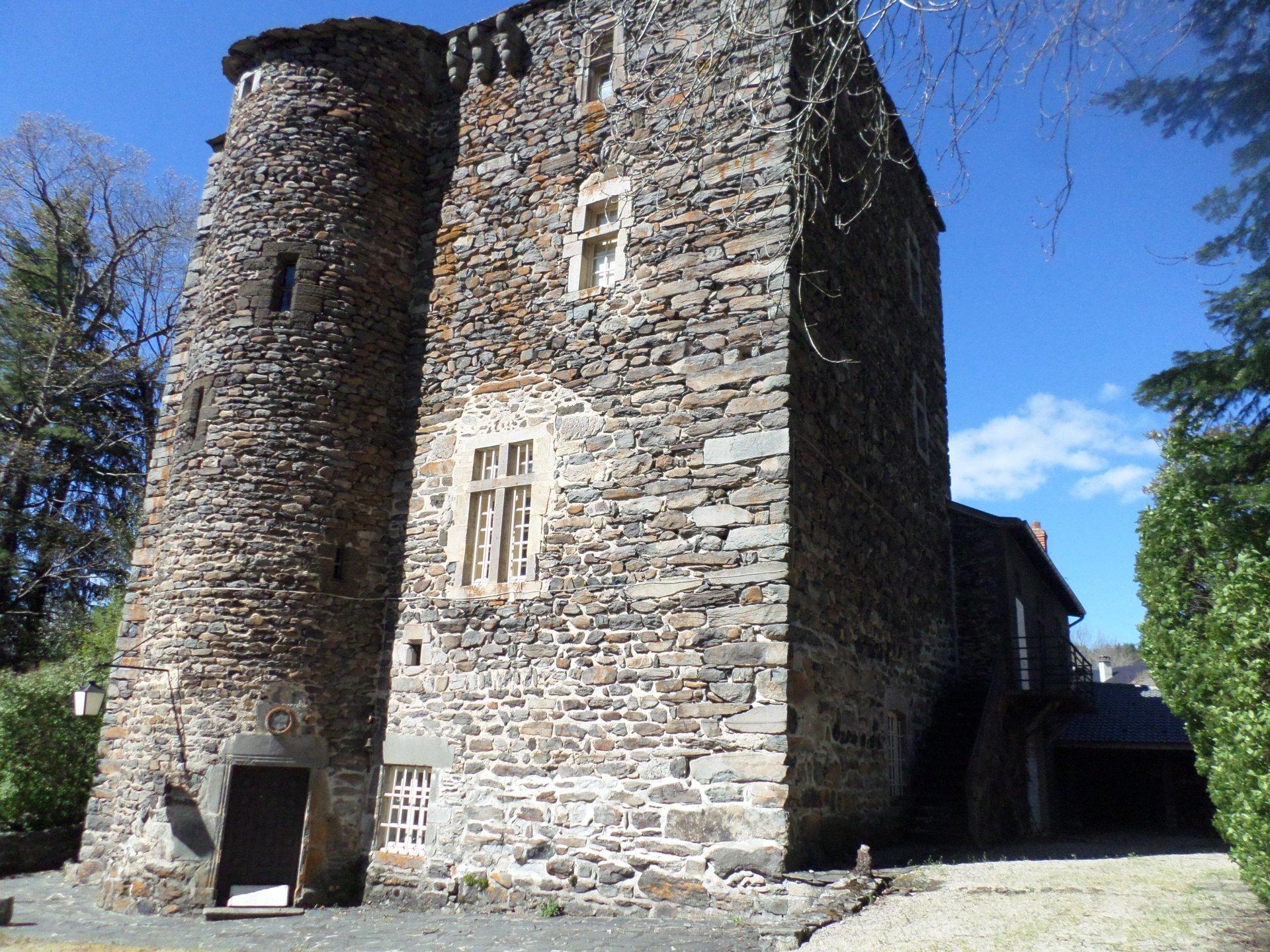 Maison Forte du XVième siècle