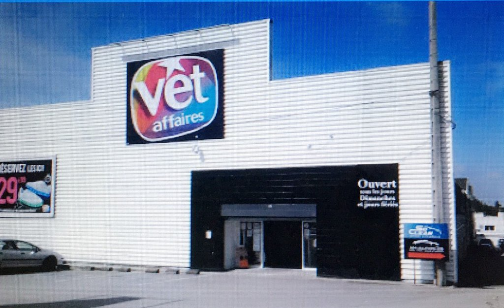 Sale Local - Brest