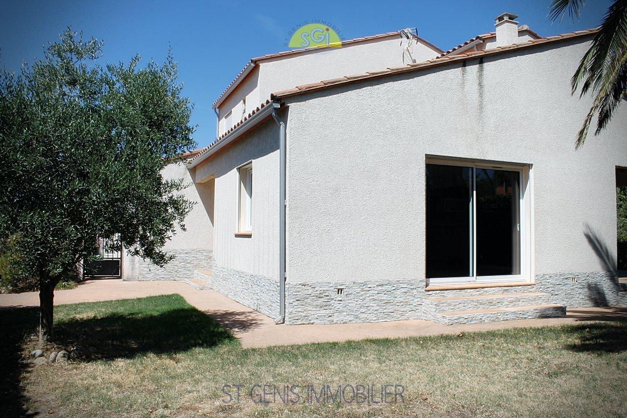 130 m² hab - 4 chambres - location à l'année