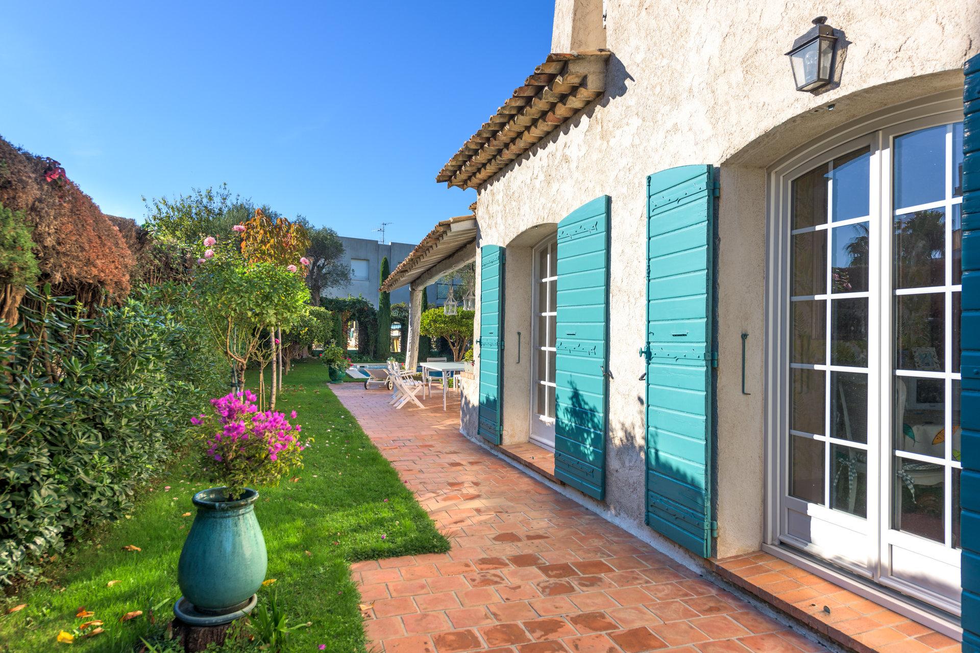 Vendita Villa - Juan-les-Pins - Francia