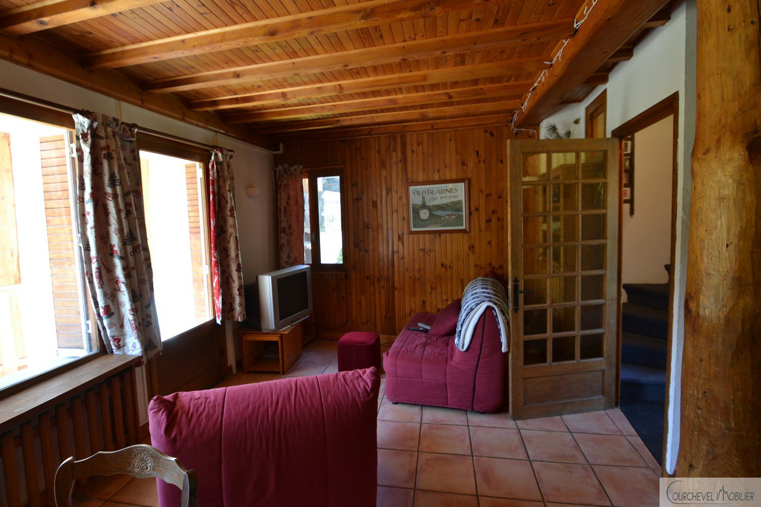 Traditional Chalet - Courchevel Village