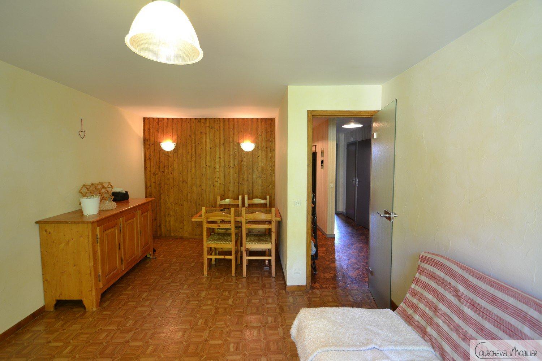 Seizoenhuur Appartement - Courchevel