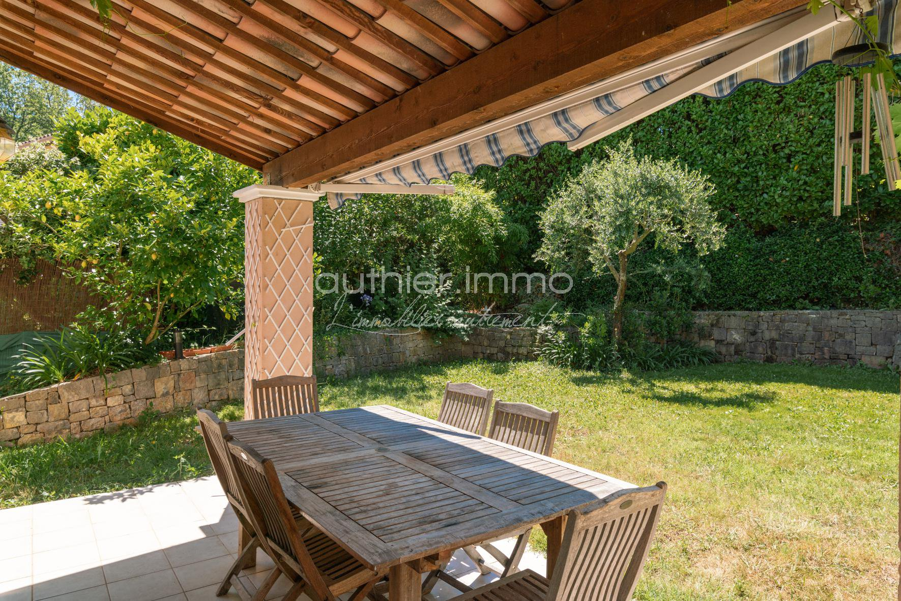 Sale Villa Valbonne Calm Absolute Near Sophia-Antipolis