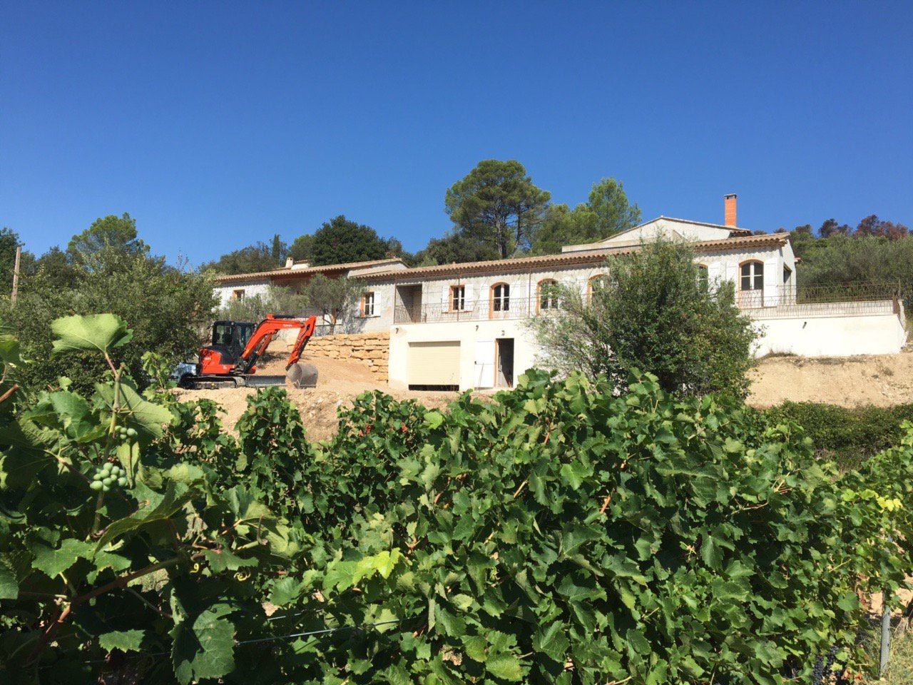 CORRENS SUPERB BASTIDE 300 M² TO COMPLETE