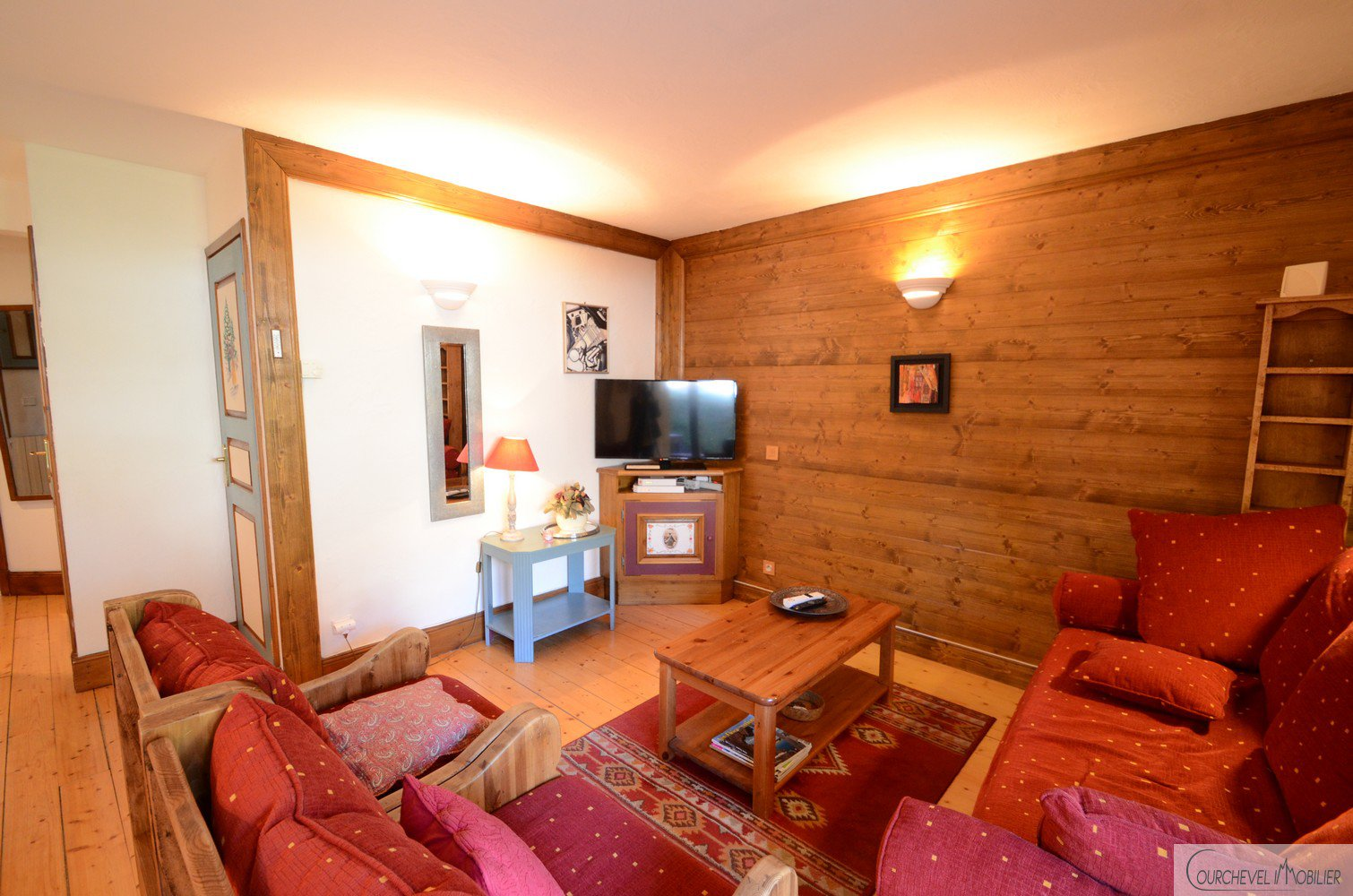 Pleasant apartment - Courchevel Village