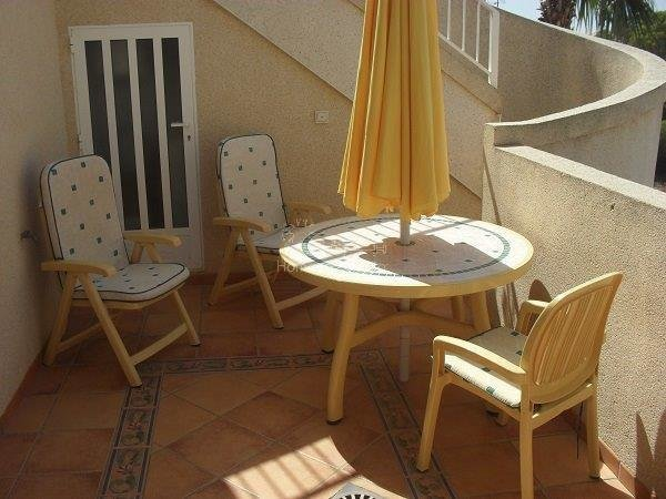 Playa Flamenca appartement 3 ch meuble terrasse solarium piscine