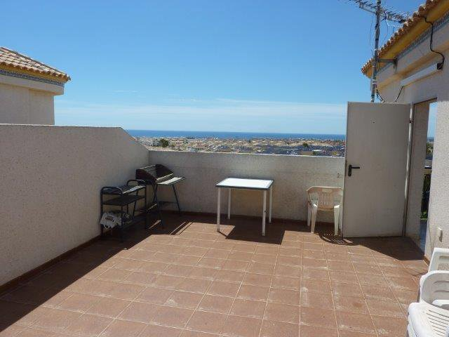Costa Blanca Orihuela Costa appartement meuble 2 ch parking piscine vue mer