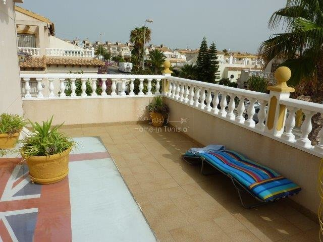Furnished house 3 ch jacuzzi pool terrace sea view