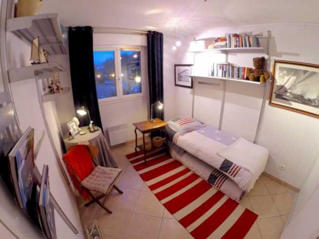 Appartement in Golfe Juan op loopafstand van strand en winkels