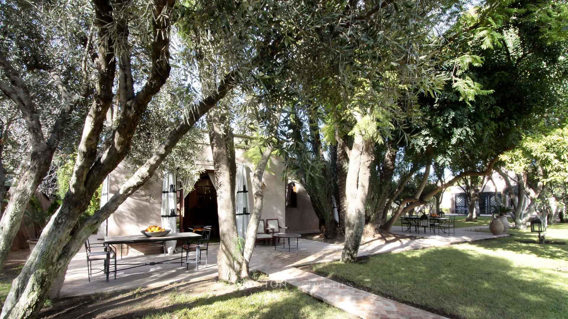 KPPM01006: Villa Ezzar Villa de luxe Marrakech Maroc