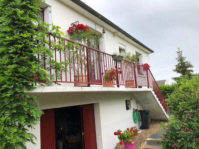 Maison sur sous-sol - Château la Vallière