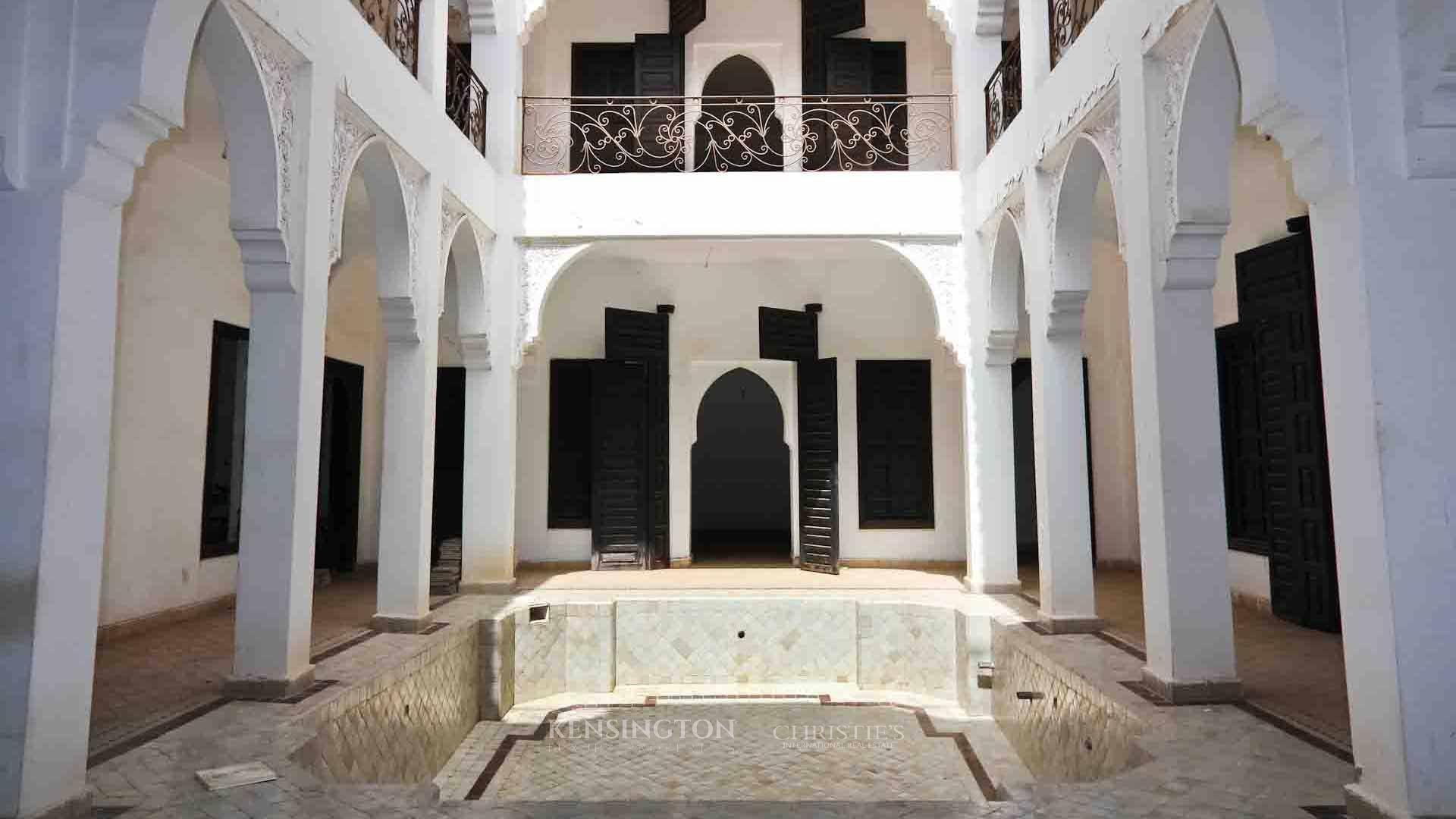 KPPM01007: Riad Mirza Riad Marrakech Morocco