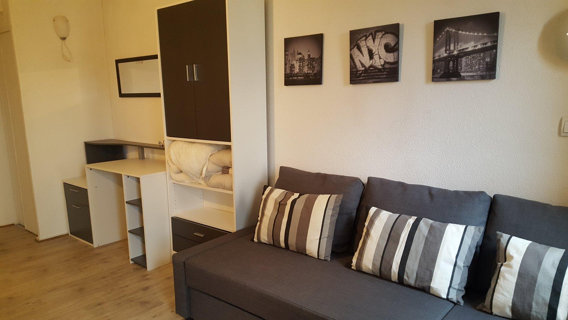 Sale Studio - Nice Centre ville