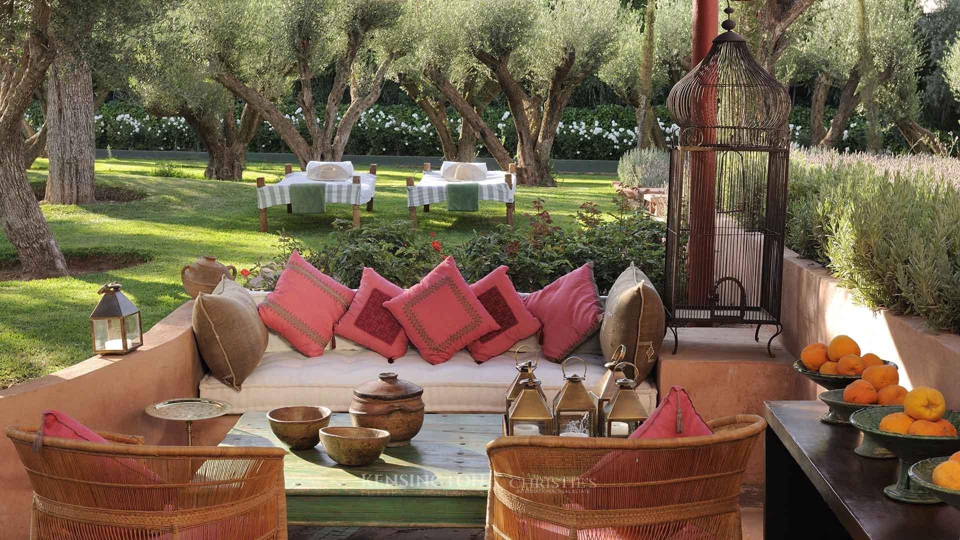 KPPM01008: Villa Alkhoz Luxury Villa Marrakech Morocco