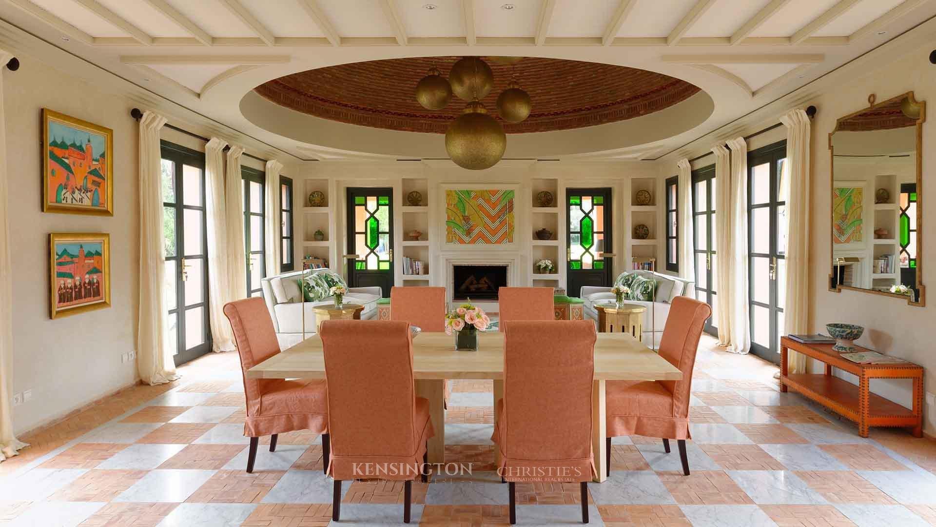 KPPM01009: Villa Azzay Luxury Villa Marrakech Morocco