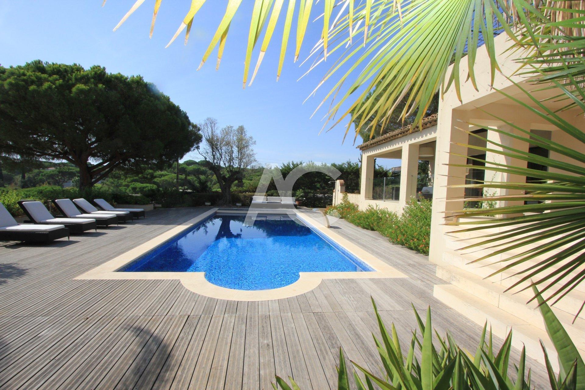 Saint Tropez Amazing Villa Near Pampelonne Beach
