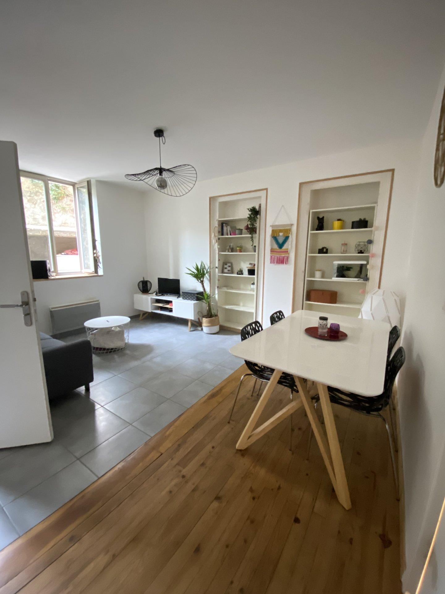 Appartement plain pied centre Pélussin