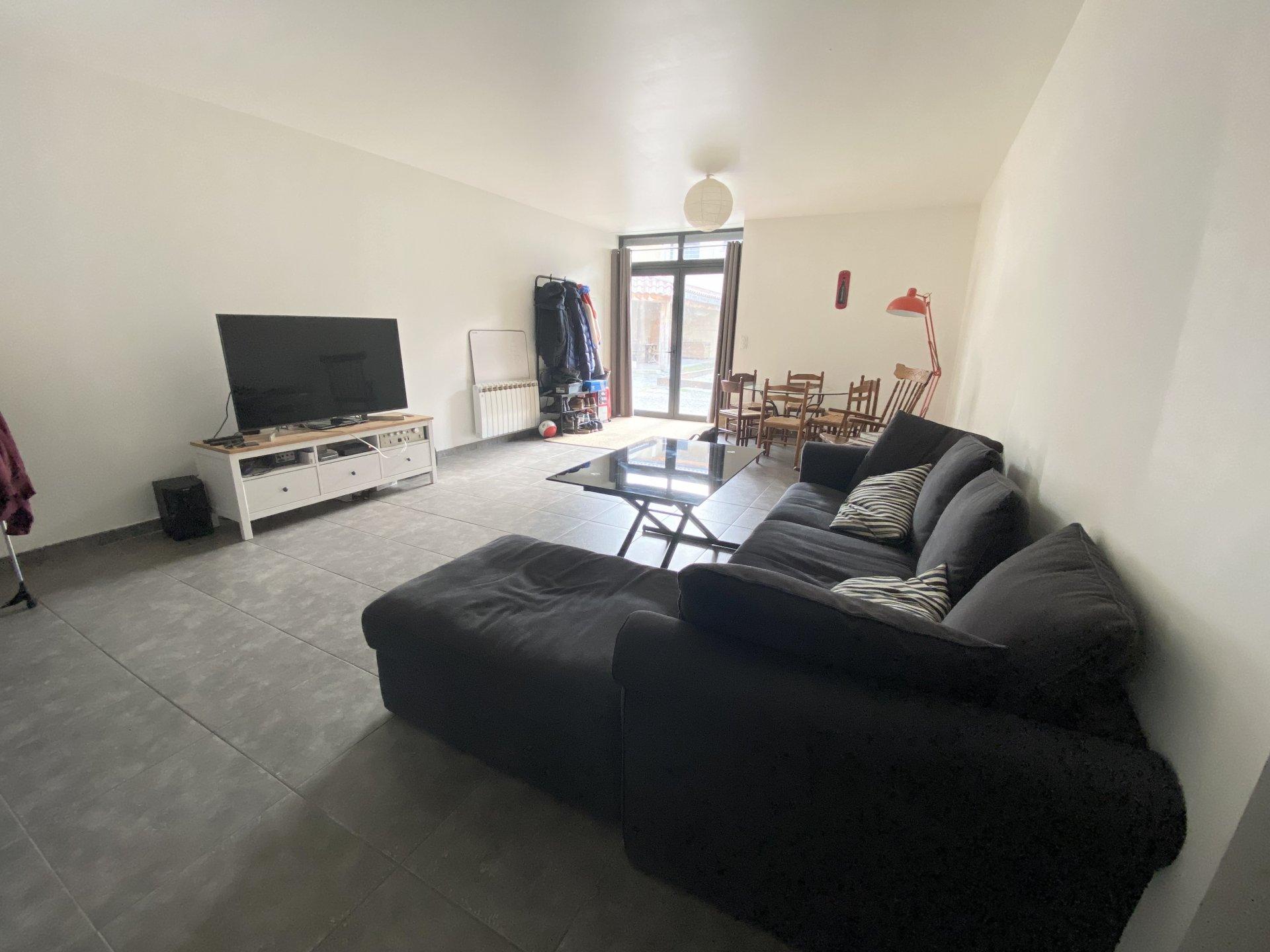Appartement plain-pied de 79m²