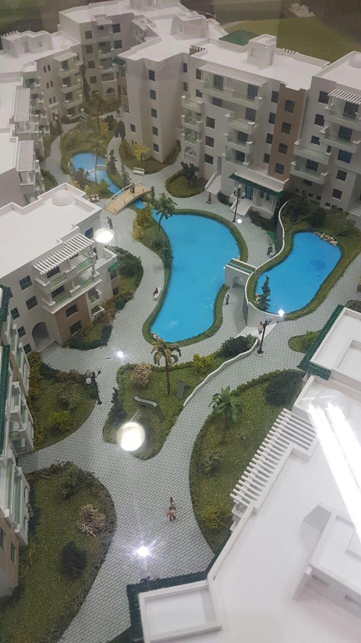 Appartement 2 chambres en vente 2 eme étage à El Menzah 9