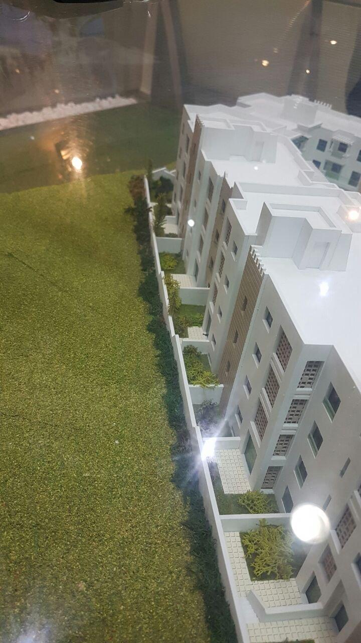 Apartment 2 rooms on sale 2st floor in El Menzah 9