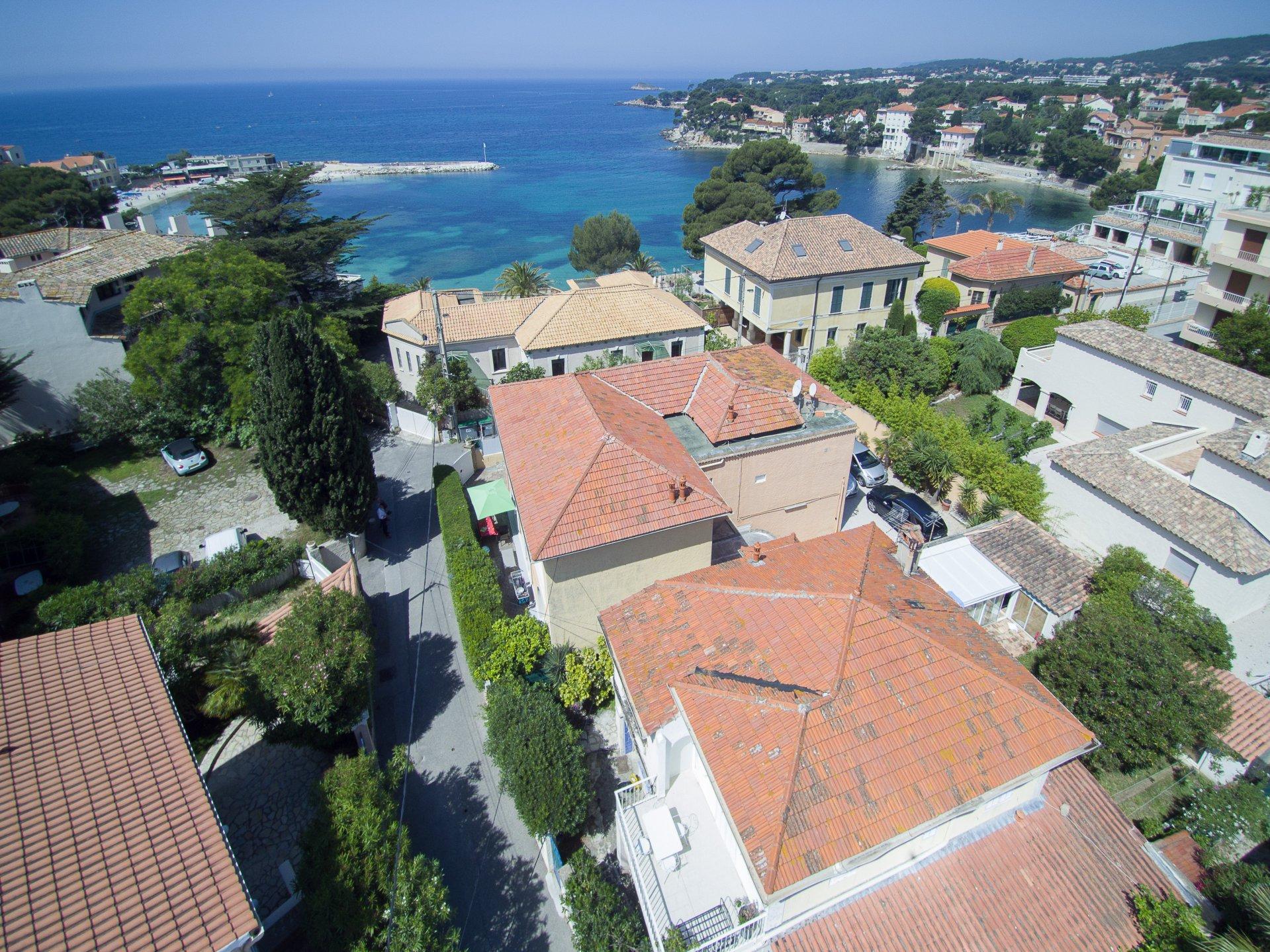 BANDOL VENTE APPARTEMENT 6 Pièces 130m² - 50m Port, Centre et Plages