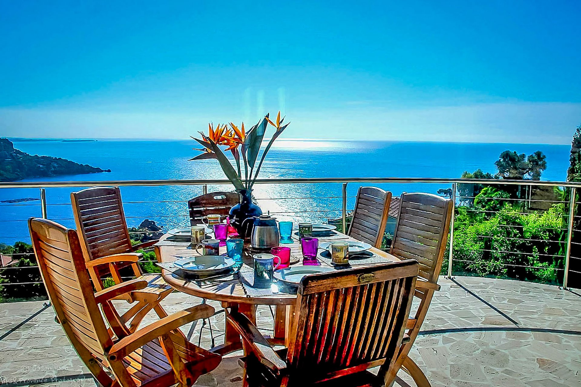 Splendid villa of 195 m² panoramic sea view
