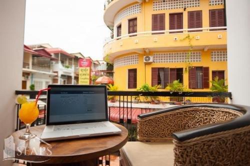出售 商业 Daun Penh