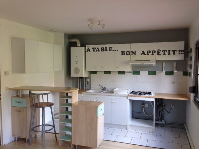 METZ QUEULEU: appartement f2 f3