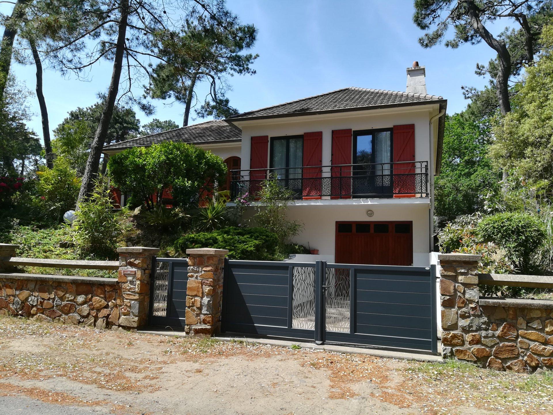 Villa proche mer et centre