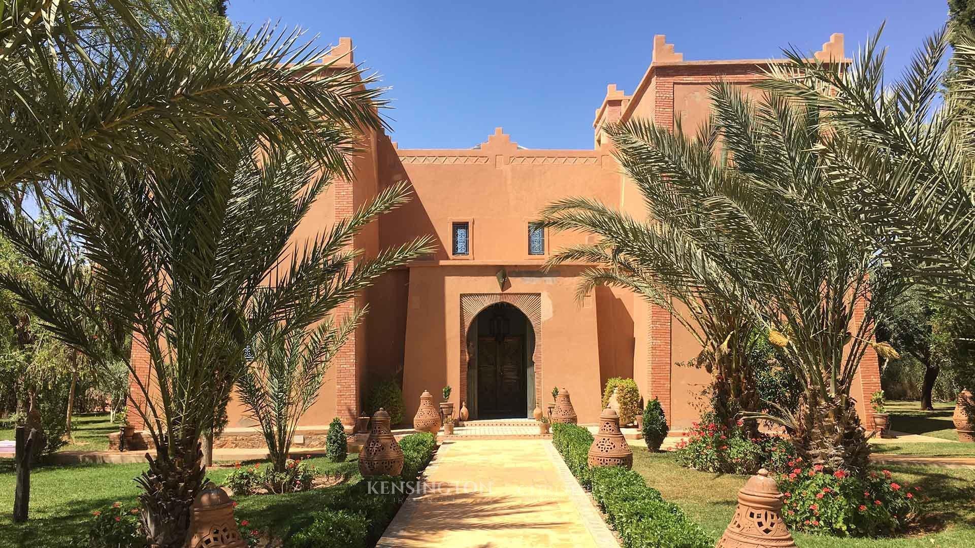 KPPM01010: Villa Daral Luxury Villa Ouarzazate Morocco