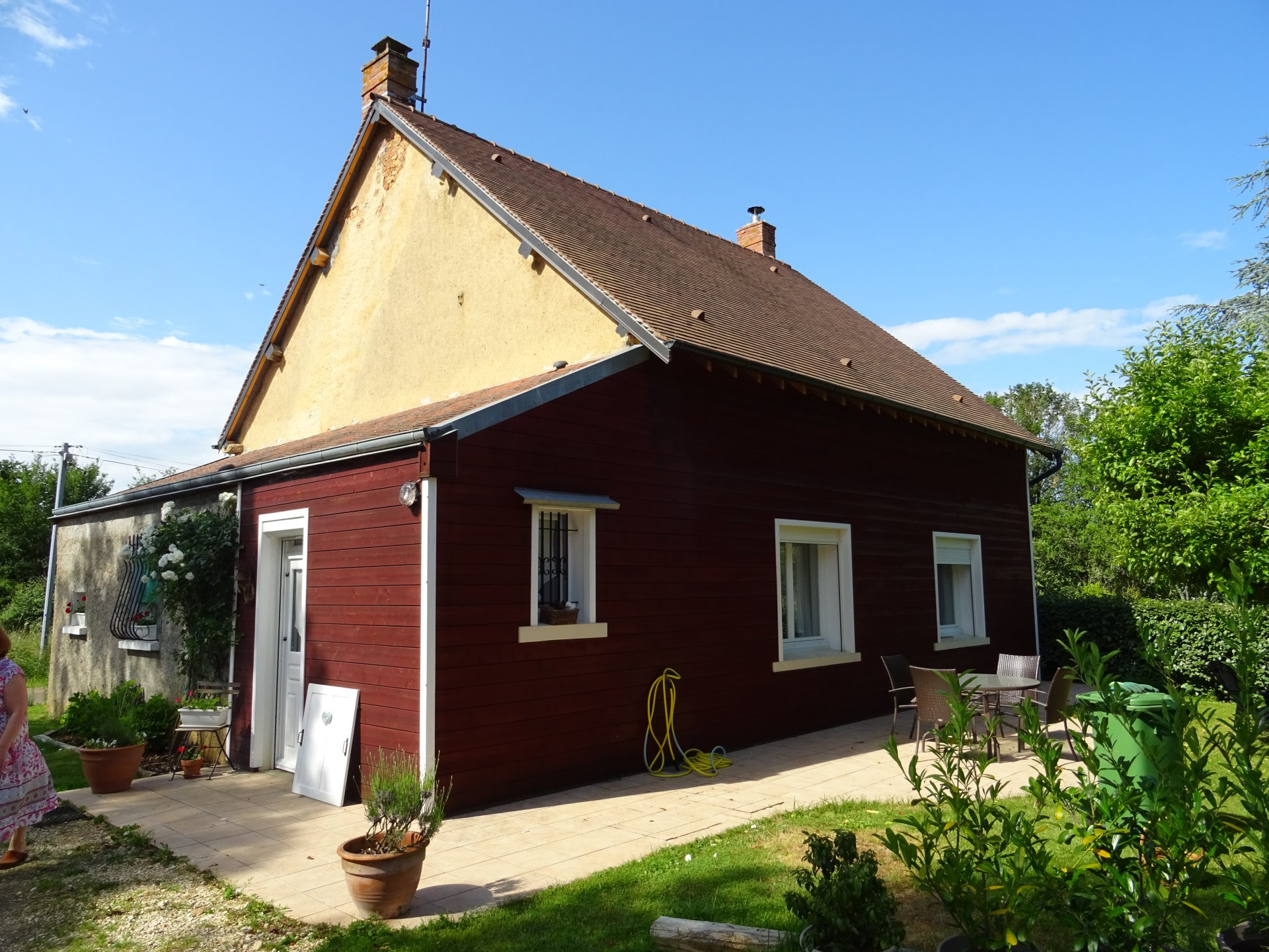 Maison proche ST AMAND