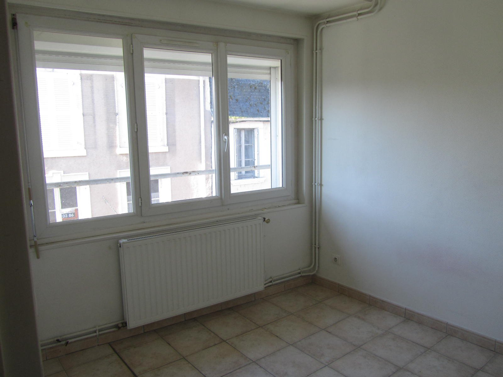 Appartement F3 en centre-ville